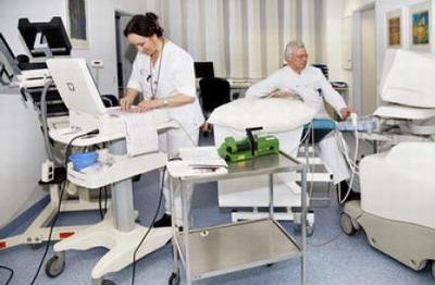 Отделения кардиоклиники Нидерберг