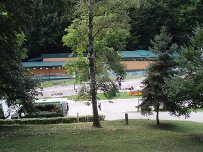 Курорт Атомска Баня - водолечебница