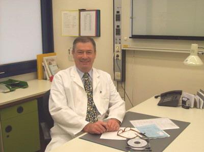 Prof. Dr. med. Rainer Hofmann, Direktor der Klinik für Urologie und Kinderurologie, Philipps-Universität Marburg