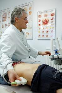 Всевиды диагностики в реабилитационном урологическом центре Kurpark